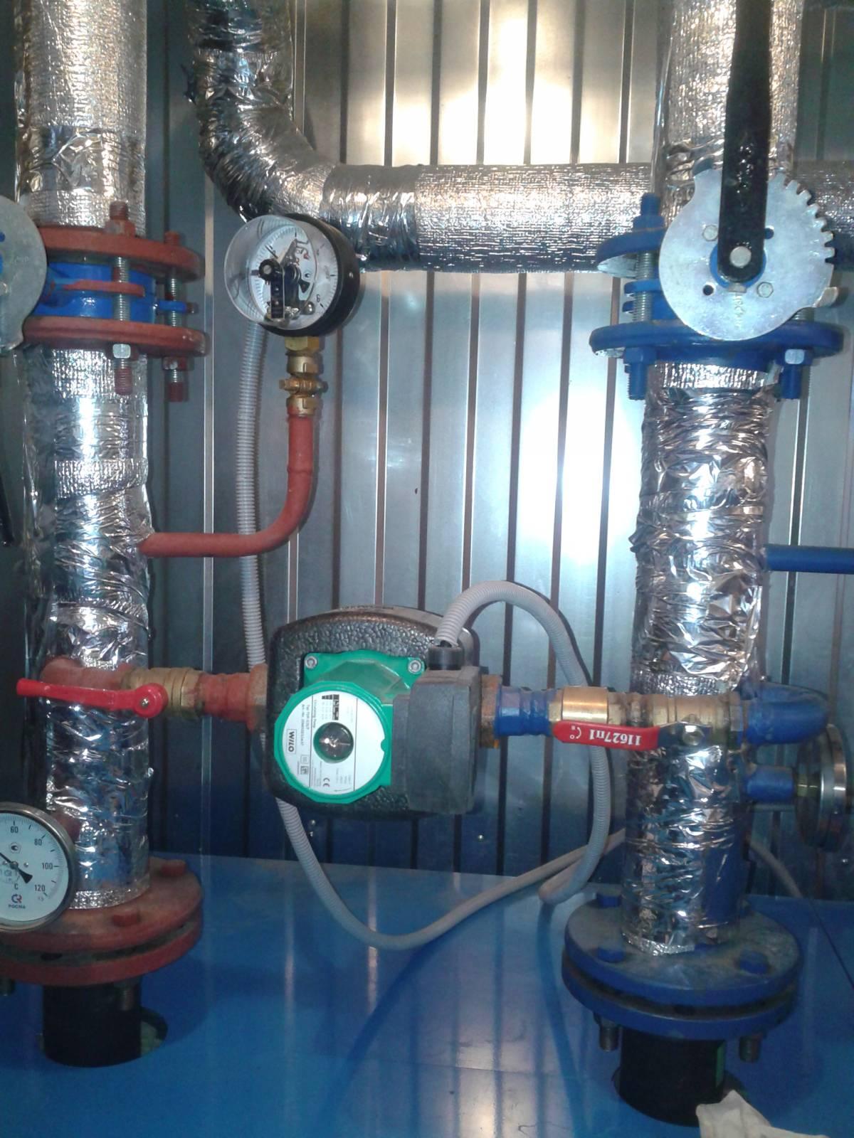 Пассивное отопление частного дома